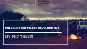 Polyglot Software Development_ my PhD thesis