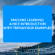 Machine Learning: a nice introduction with TripAdvisor examples