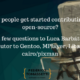 How people get started contributing to open-source_ A few questions to Luca Barbato, contributor to Gentoo, MPlayer, Libav, VLC, cairo_pixman