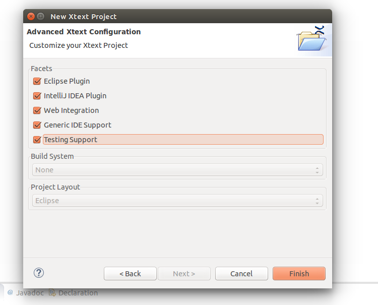 Develop DSLs for Eclipse and IntelliJ Using Xtext - Federico