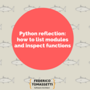 Python reflection: how to list modules and inspect functions