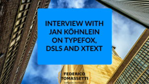 interview with jan köhnlein on typefox, dsls and xtext
