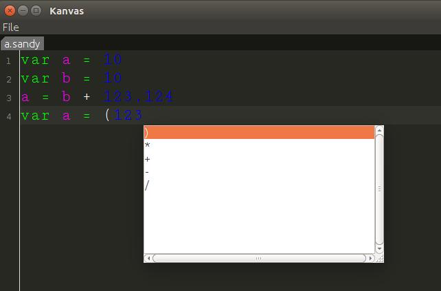 kanvas_autocompletion_menu