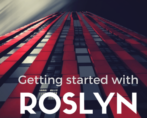 Getting started with Roslyn