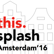 Attending the Language Workbench Challenge & SLE at SPLASH 2016