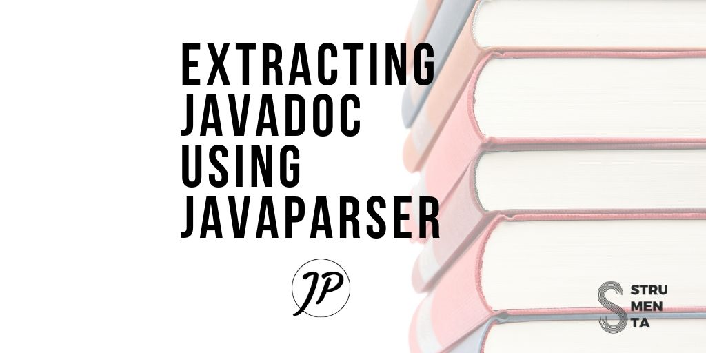 Extracting JavaDoc documentation from source files using