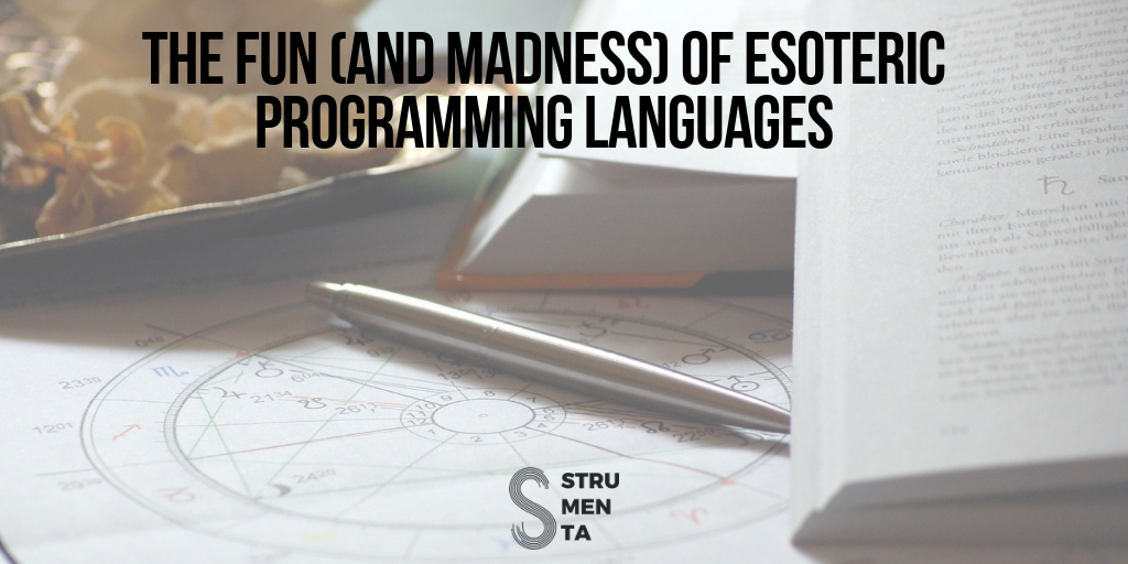 The Fun (and Madness) of Esoteric Programming Languages