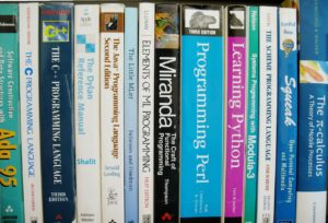 A lot of programming books