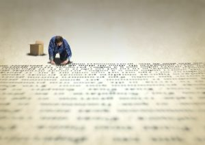The big wall of text about parsing