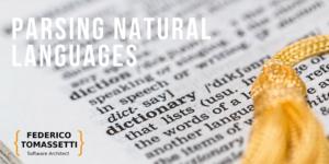 Parsing Natural Languages