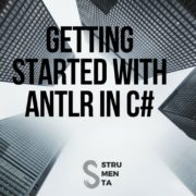 Getting started with ANTLR in C#