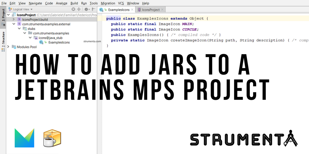 How to Add JARs to a Jetbrains MPS project