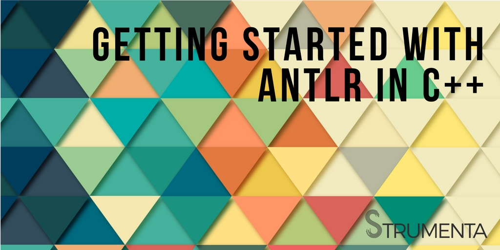 Getting started with ANTLR in C++