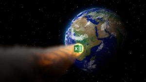 Armageddon Excel