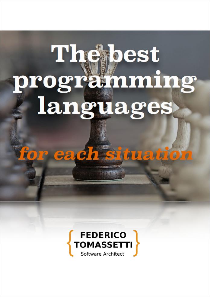 Best programming languages