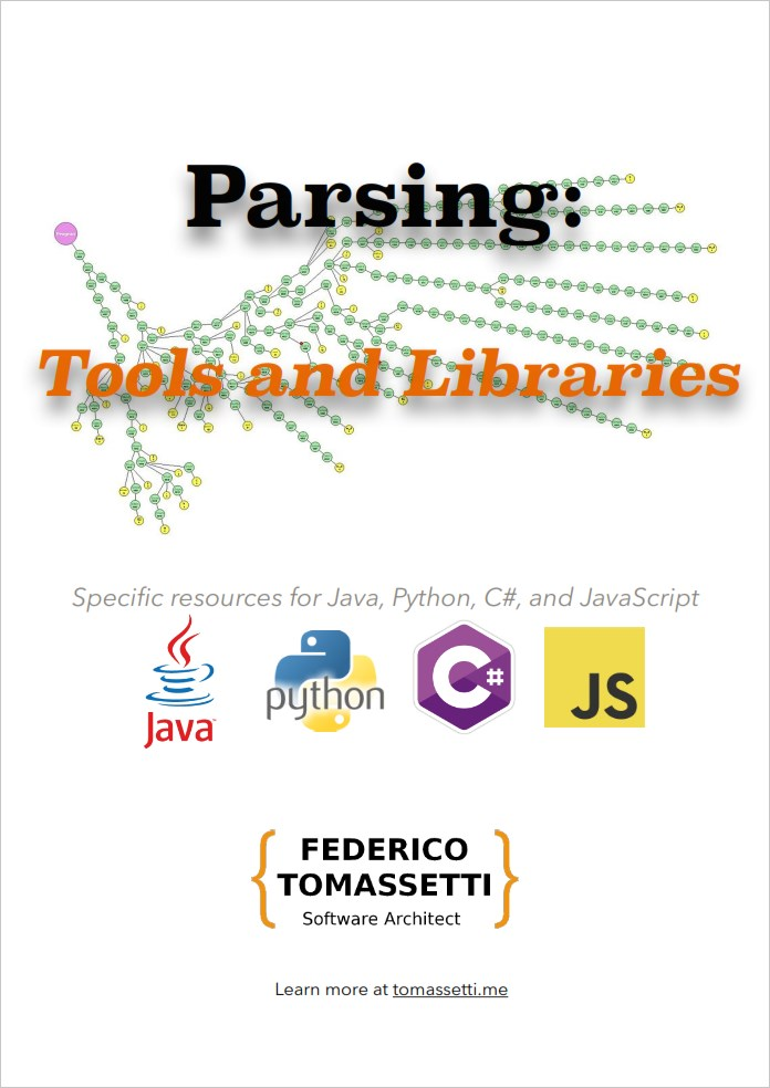 Parsing in Java: all the tools and libraries you can use