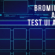 Bromium DSL: a DSL to test UI actions