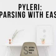 Pyleri: Parsing with Ease